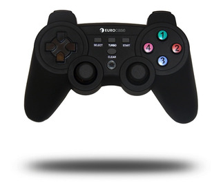 Gamepad Inalambrico Eurocase Tetrix Super Oferta
