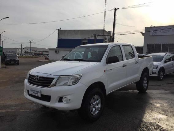 Toyota Hilux 2.5 Cs Dx Tdi 120cv 4x4 2012