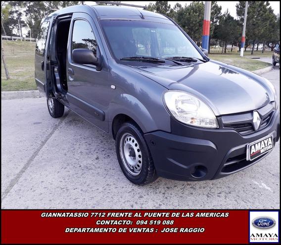 Amaya Renault Kangoo 2015 Único Dueño Habilitada Para 5!!!