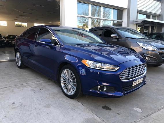 Ford Fusion 2.0 Se Luxury Plus At 2015 Excelente Estado