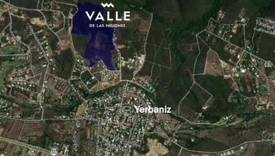 Terreno En Venta Valle De Las Misiones Carretera Nacional Santiago