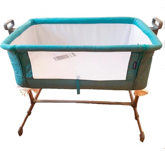 Cosleeping Colecho Para Bebe Infanti Fucsia O Verde