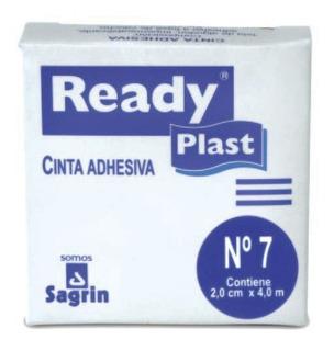 Leuco De Tela Readyplast N.º 7 2x4 Metros