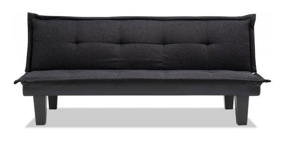 Sofa Cama Rebatible Futon Sillon Sillones Juego Living Mweb