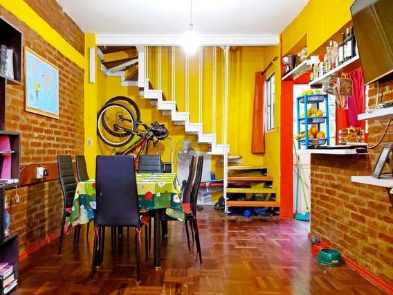 Duplex De 2 Dormitorios 82 M² Con Estufa A Leña Y Parrillero