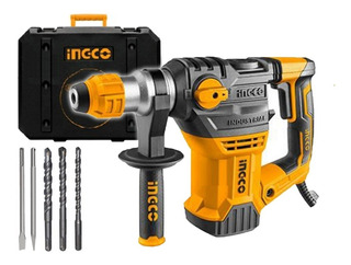 Rotomartillo Ingco Rh150028 Sds Plus 1500w 5,5 J Industrial