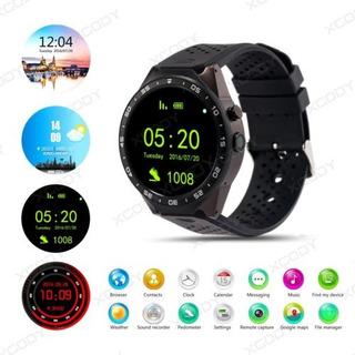 3g Smart Watch De 5.1 Android Quad-core 4 Gb Gps Wifi Cámara