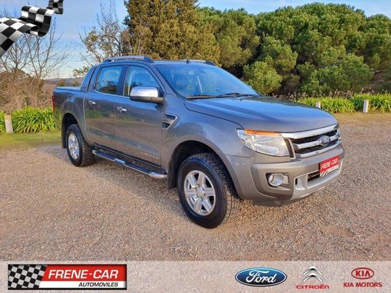 Ford Ranger Limited 3.2 2013 Único Dueño Excelente Estado!!