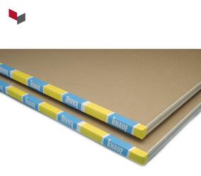 Placa De Yeso Knauf Standard 12.5mm. Esp X 2,40m.