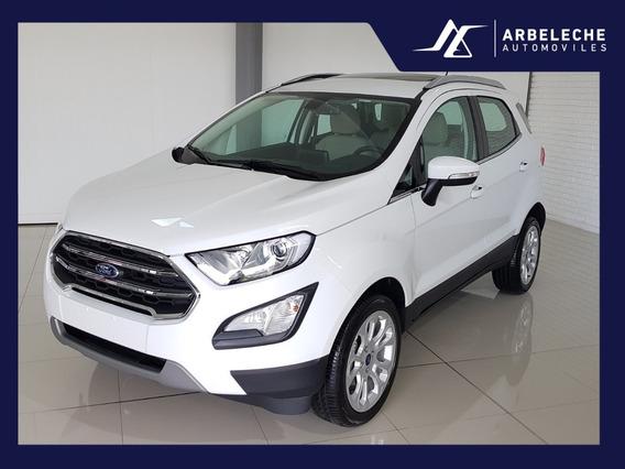 Ford Ecosport Titanium A/t Entrega Inmediata! Arbeleche