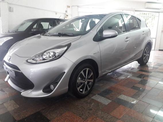 Toyota Prius C Japones Híbrido Automático