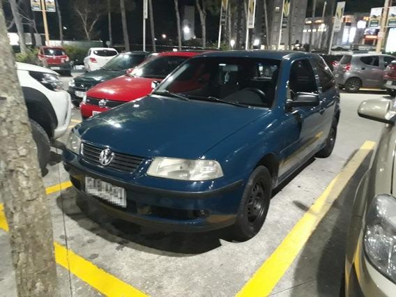 Volkswagen Gol 1.0 Gl Mi 1999
