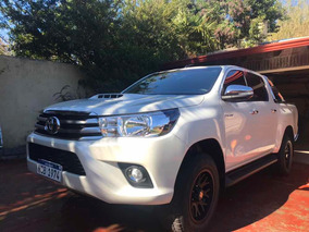 Toyota Hilux Srv Plus 3.0 Tdi 177cv 4x4 At 2017