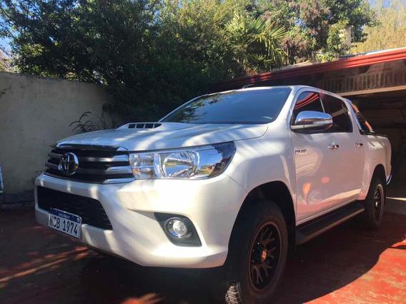Toyota Hilux Srv Plus 3.0 Tdi 177cv 4x4 At 2017