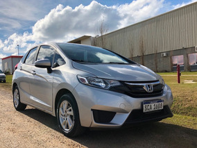 Honda Fit Lx Mt