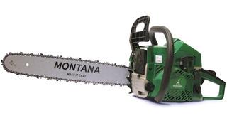 Motosierra Montana Espada De 20 Y 52cc - Arranque Facil