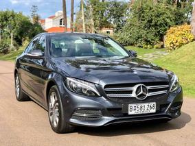 Mercedes Benz C250 Avantgarde 2.0 Con 211cv A/t Único Dueño