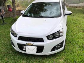 Chevrolet Sonic 1.6 Lt Mx 4 P 2014