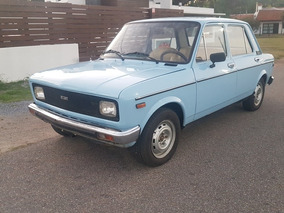 Fiat 128 Con 5ta 1.3 59 Mil Km De Fabrica