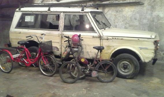 Gmc Indio Rural 9 Pasaje Camioneta Rural