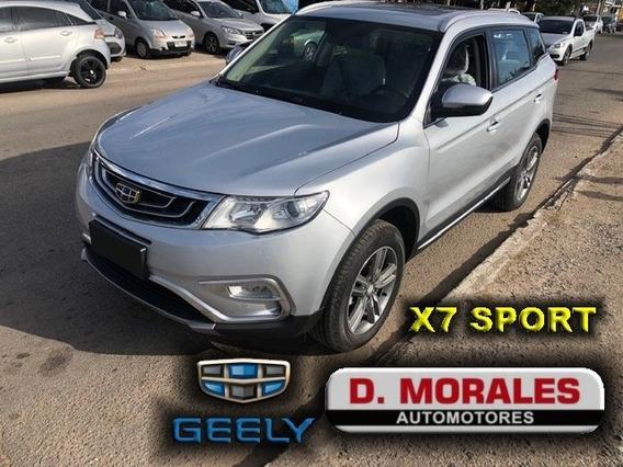 Geely Emgrand X7 Sport Drive 2019 2400 Cc. 0 Km