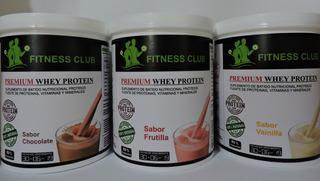 Whey Protein, 80 % De Proteina Natural De Suero, Suplemento