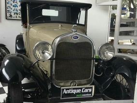 Ford A D. Phaeton Coupe