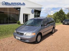 Honda Odyssey Rural 7 P 1998 Excelente Estado - Barriola