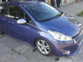 Peugeot 208 Nivel 6 2013 Extra Full!!! ((mar Motors))