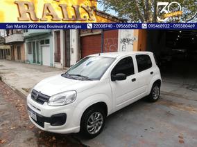 Fiat Attractive 2018 Entrega U$s 5500 Financia Sola Firma