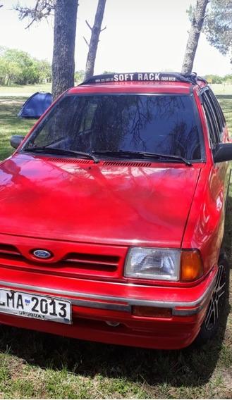 Ford Festiva 1.3 Clx 1995