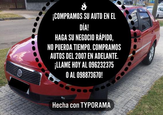 Compramos Su Auto En El Día! Llámenos 096232375