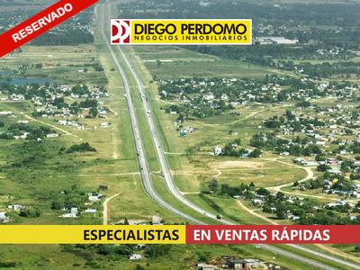 Terreno De 1125m² En Venta, Ciudad Del Plata.