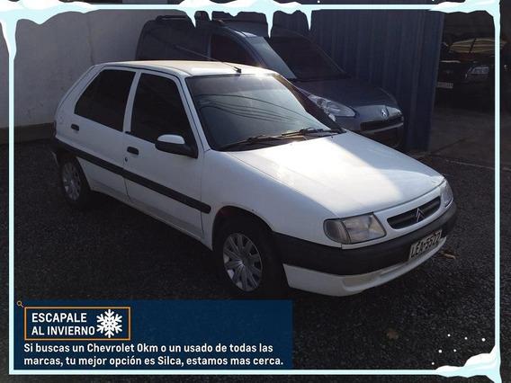 Citroën Saxo 1998 Blanco 5 Puertas