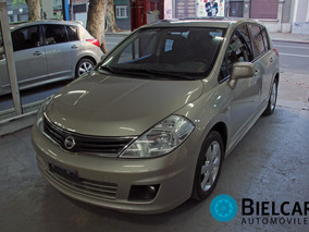 Nissan Tiida 1.8 Mt Extra Full Excelente Estado Permuto Fin