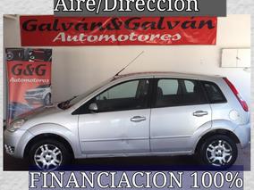 Ford Fiesta 1.6 Full Año 2006 D.hidraulica/ A.acondicionado
