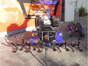Motocultivador 10hp Diesel Con Herramientas ¡disponible!