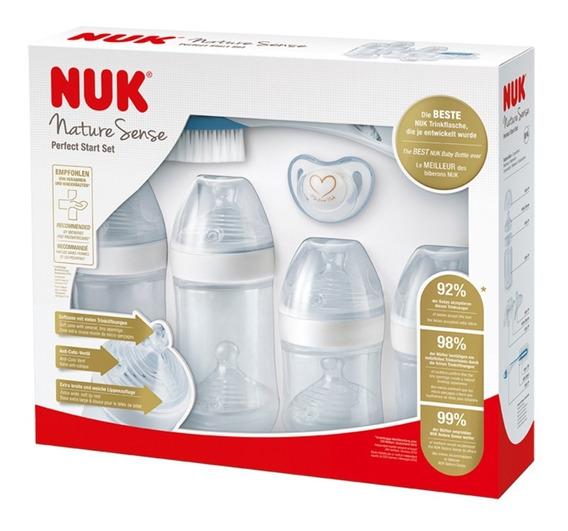 Nuevo Set Natural Sense Para Bebe - Nuk