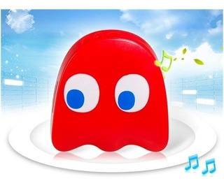Reproductor Mp3 Pac Man + Micro Sd + Audifonos + Cable Usb