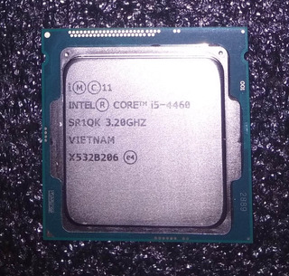 Procesador Intel Core I5 4460 Socket 1150 Con Garantía