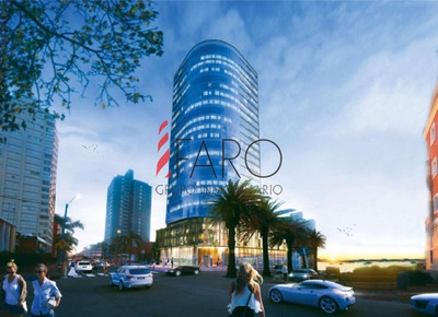 Oficinas De 68 A 99 M2 En World Trade Center Punta Del Este - Ref: 36106