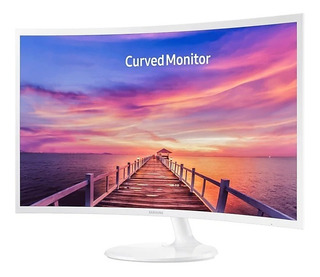 Monitor Curvo Samsung 32 Pulgadas Nuevo Full Hd Gamer Hdmi