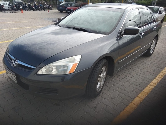 Honda Accord 2.4 Ex-l At 2007