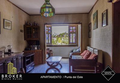 Apartamento 2 Dormitorios En Punta Del Este