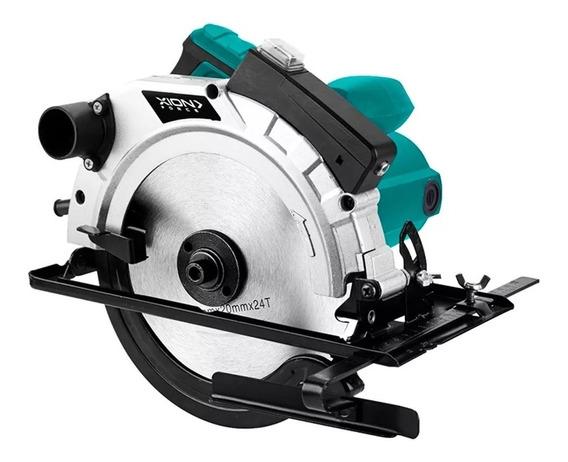 Sierra Circular Xion 1500 W Regulador 5000 Rpm Toolcs15