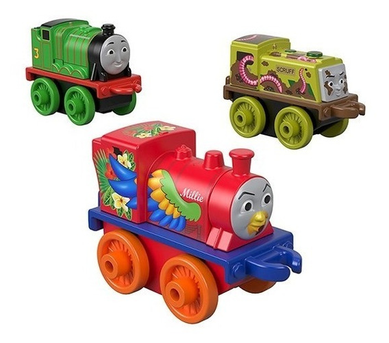 Thomas & Friends Minis Pack 3 Fisher Price Chl60-gbb54