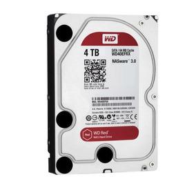 Hdd 3.5 Wd Red 4tb Sata3 Intellipower Rpm