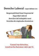 Abogados Laboralistas Y De Todas Las Materias!