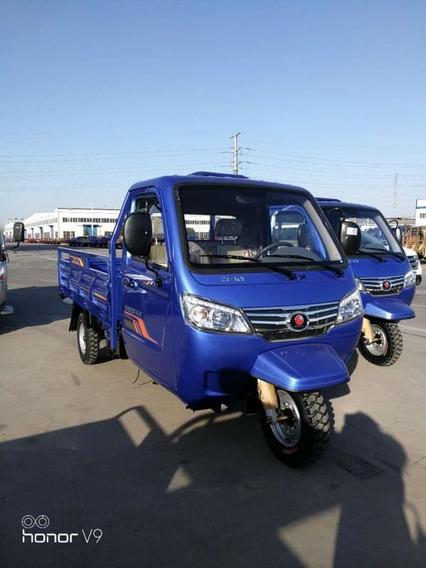 Pick Up Triciclo Utilitario Titan Tauro 0 Km