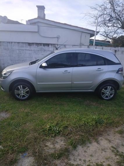Chevrolet Agile 1.4 Ltz 2013